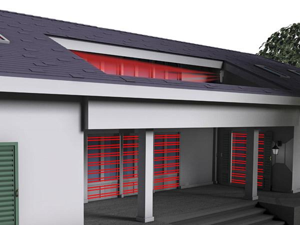 Antifurto perimetrale mantova installazione sistemi di - Miglior allarme casa ...